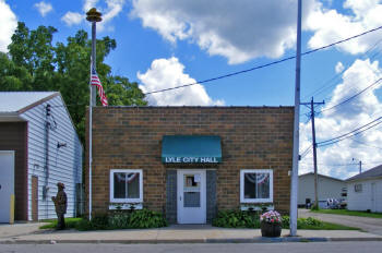 City Hall, Lyle Minnesota