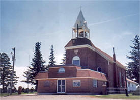 Six Mile Grove Lutheran Church, Lyle Minnesota