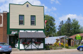 Lena's Gifts and Garden Center, Askov Minnesota