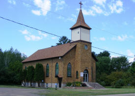 St. Joseph Catholic Church, Finlayson Minnesota