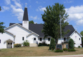 Peace Lutheran Church, Finlayson Minnesota