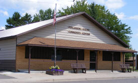 Finlayson-Giese Lions Community Center, Finlayson Minnesota