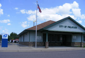 US  Post Office, Finlayson Minnesota