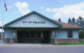 Finlayson City Hall, Finlayson Minnesota