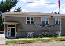 Sturgeon Lake City Hall, Sturgeon Lake Minnesota