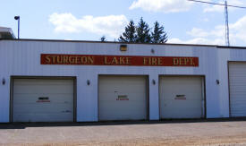 Sturgeon Lake Fire Department, Sturgeon Lake Minnesota