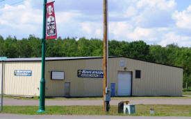 Riverside Arena, Moose  Lake Minnesota