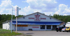 Surplus Outlet, Moose Lake Minnesota