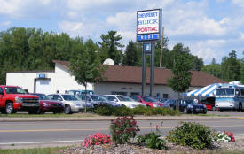 Roos Motors, Moose Lake Minnesota