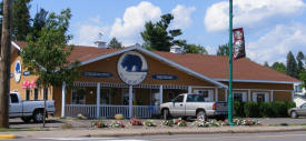 Blue Bear Cafe, Moose Lake Minnesota