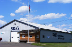Ske's Auto Body & Auto Glass, Moose Lake Minnesota