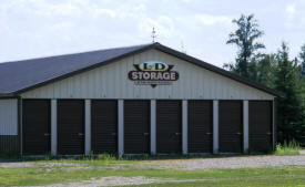L & D Storage, Moose Lake Minnesota