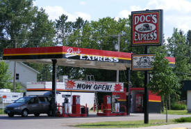 Doc's Express, Moose Lake Minnesota