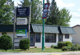 Moose Lake Insurance Agency, Moose Lake Minnesota