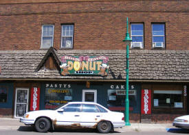 Jim & Dave's Donut Shop, Moose Lake Minnesota