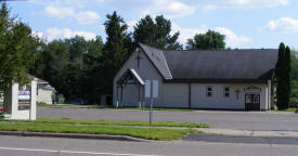 St. Peter's Evangelical Lutheran Church, Moose Lake Minnesota