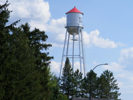 Kettle River Minnesota Water Tower, 2007