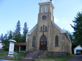 Carlton Presbyterian Church, Carlton Minnesota