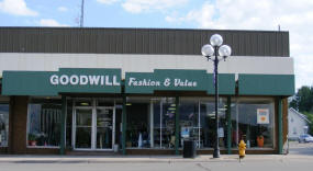 Goodwill Industries, Cloquet Minnesota