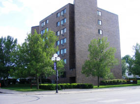 Larson Commons, Cloquet Minnesota