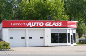 Lambert Auto Glass, Cloquet Minnesota