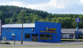 NAPA Auto Parts, Cloquet Minnesota