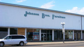 Johnson Brothers Furniture, Cloquet Minnesota