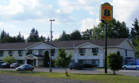 Super 8 Motel, Cloquet Minnesota