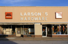 Larson's Trustworthy Hardware, Mabel Minnesota