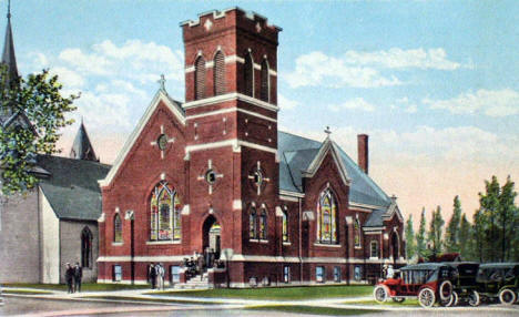 Hauges Church, Madison Minnesota, 1920's