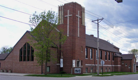 St. Michael Catholic Church, Mahnomen Minnesota, 2008