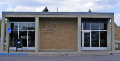 Post Office, Mahnomen Minnesota, 2008