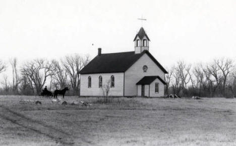 St. Michael Church, Mahnomen Minnesota, 1887