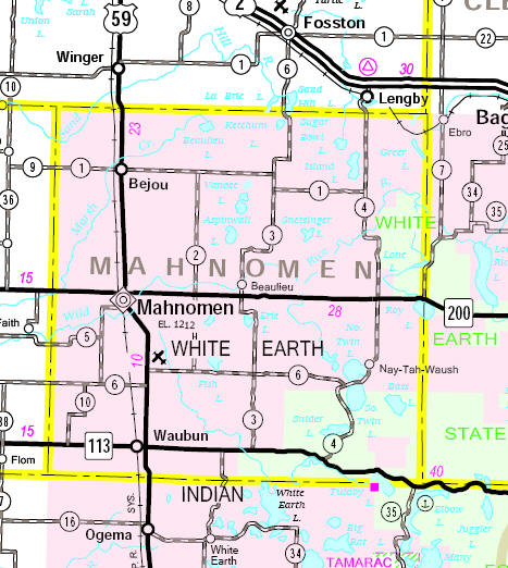 White Earth Indian Reservation « Every County