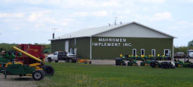 Mahnomen Implement Inc, Mahnomen Minnesota