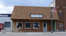 Helping Hands Food Shelf, Mahnomen Minnesota