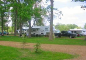 Pete's Retreat RV Campground, Malmo Minnesota