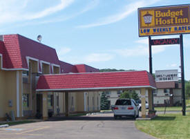Budget Host Inn, Mankato Minnesota