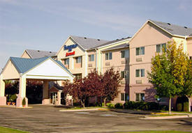 Fairfield Inn by Marriott, Mankato Minnesota