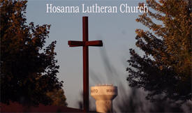 Hosanna Lutheran Church, Mankato Minnesota