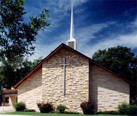 Belgrade Avenue United Methodist Church, Mankato Minnesota