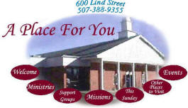 Grace Baptist Church, Mankato Minnesota