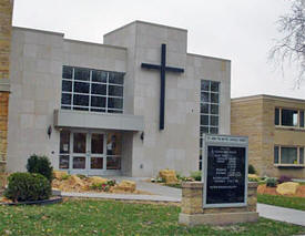 St. John the Baptist Catholic Church, Mankato Minnesota
