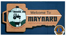 Welcome to Maynard Minnesota!