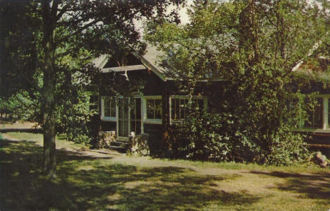 Indian Point Lodge, McGregor Minnesota, 1971