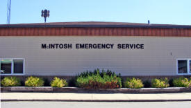 McIntosh Fire Department, McIntosh Minnesota