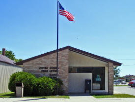 US Post Office, McIntosh Minnesota