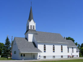Immanuel Lutheran Church, McIntosh Minnesota