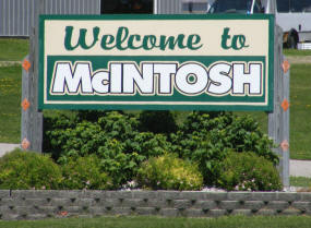 Welcome to McIntosh Minnesota!
