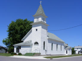 Salem Lutheran Church, McIntosh Minnesota